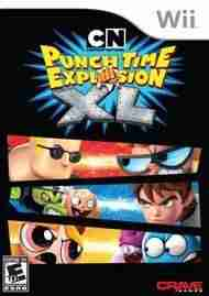 Descargar Cartoon Network Punch Time Explosion XL [English][USA][Light] por Torrent